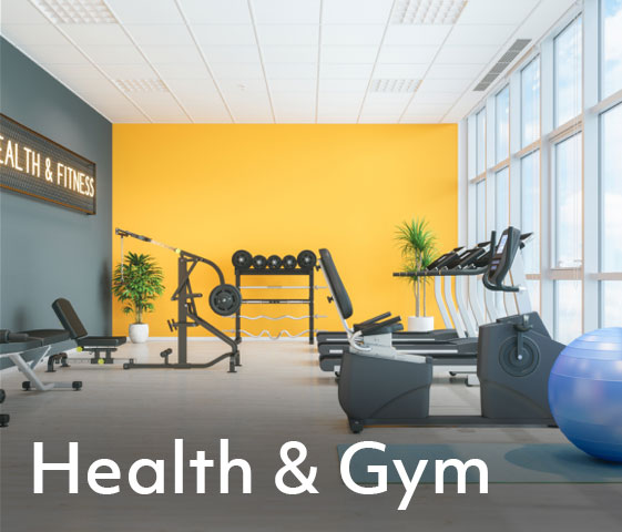 Stay healthy, stay wealthy. Get redeemed for:  Gym membership monthly/annual subscription fees, and fitness classes Fitness equipment such as treadmills, bicycles, and more Registration fees for races such as marathons, triathlons, 5K's, and more