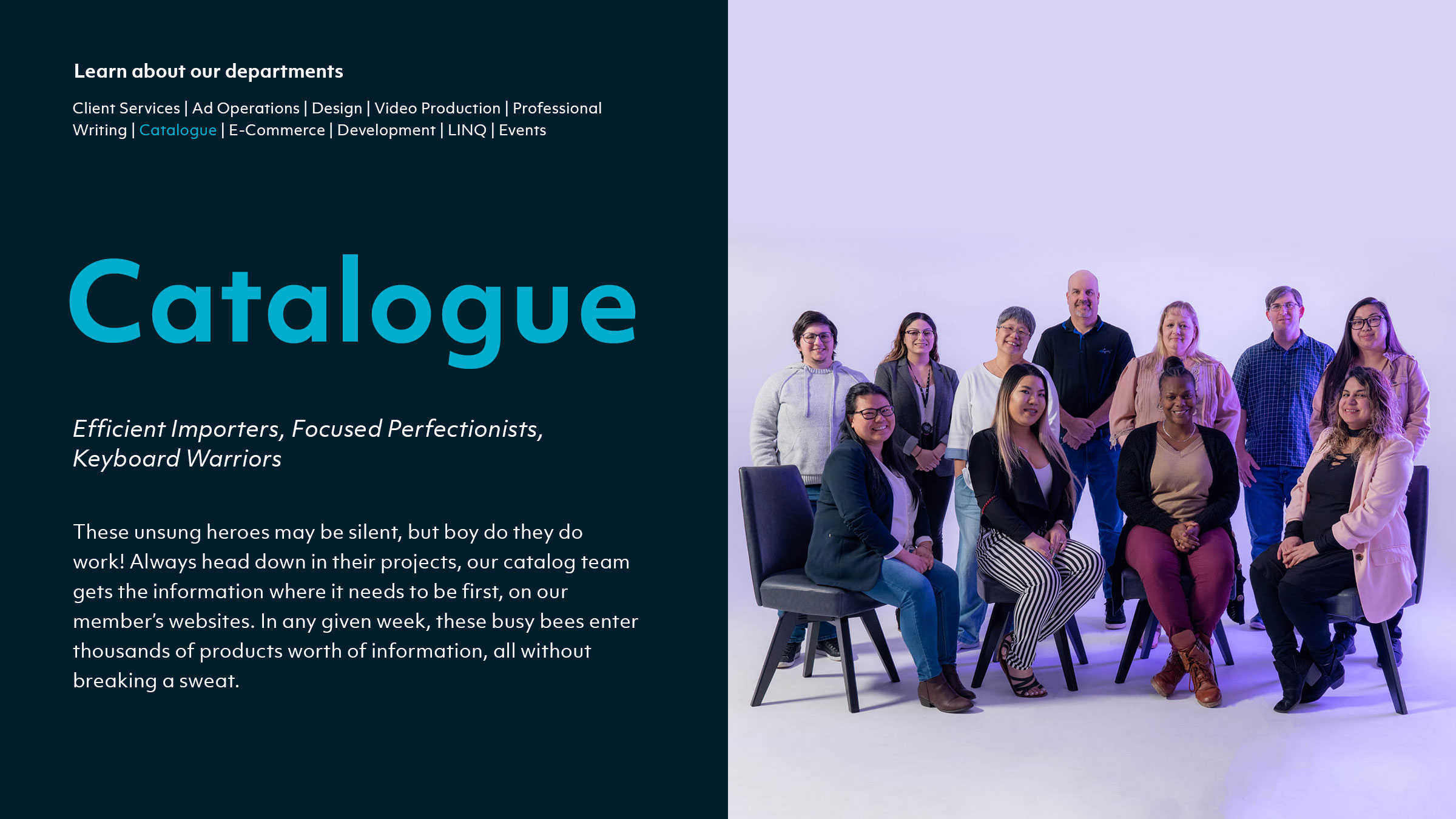 Catalogue-Team