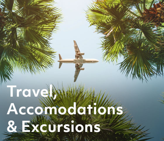 Take a road trip to savings. Recoup your costs for:  Flights, hotels, auto/RV rentals, excursions while on vacation, cruises, campsite fees, and airline luggage fees