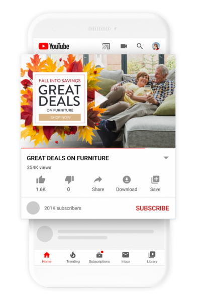 YouTube Example_Furniture