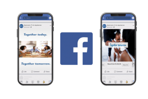 Facebook mobile video ad