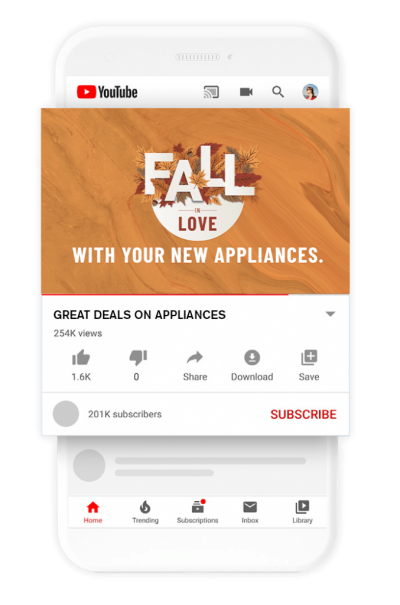 YouTube-Example_Appliance